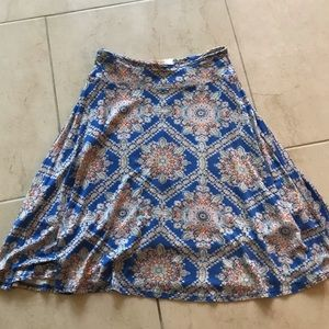 Stitch Fix Knee length skirt size XS